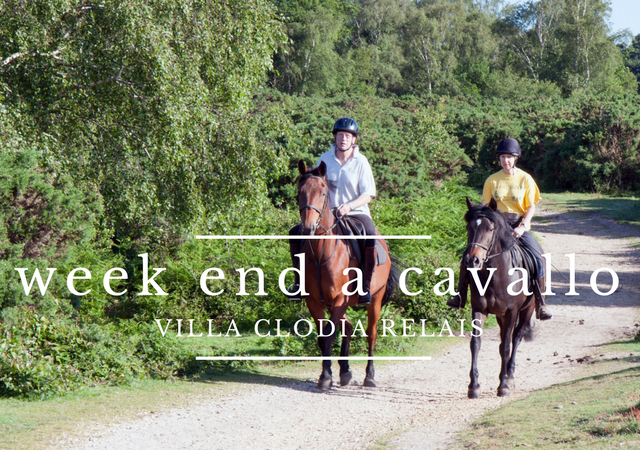 Un week end a Cavallo